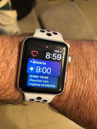 Apple watch 3 nike edicion