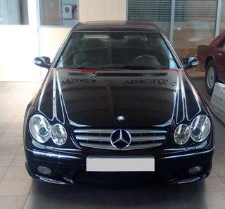 Mercedes-Benz CLK 240 2.6 170cv