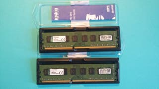 Memoria RAM - Kingston Kvr1333D3N9H/8GB DDR3
