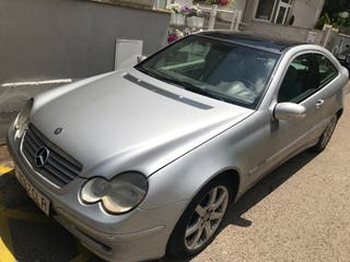 Mercedes-benz C220 cdi Sport Coupe