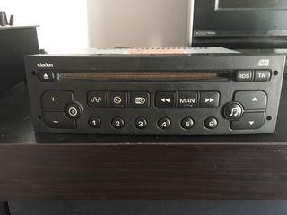 Radio cd Peugeot 307