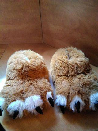 zapatillas de monstruo