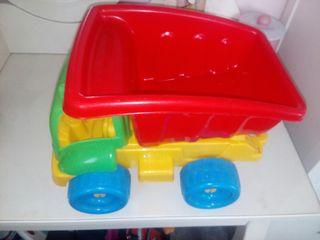 Camión de juguete