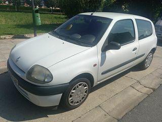 Renault Clio aire acondicionado