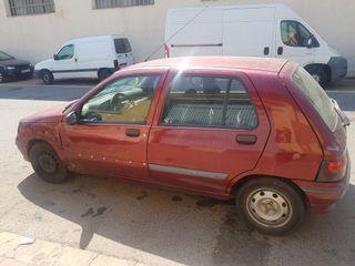 renault clio 1.2 gasolina año 97