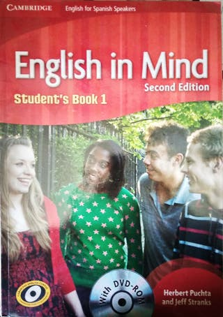 English In Mind 1 Student Book