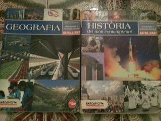 Libros bachillerato/batxillerat