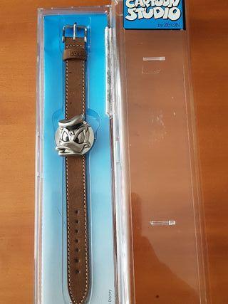 reloj disney original pato donald
