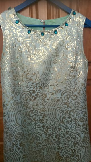 Precioso Vestido de la marca Tanna. Talla 40.