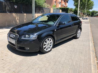 Audi a3 2.0 tdi 170 cv S Line