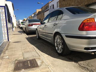 BMW Serie 3 2001 330d se acepta cualquier prueba