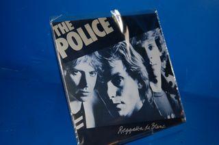 Vinilo LP The Police Reggatta De Blanc -1979-