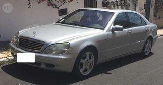 Mercedes-Benz Clase S 2001