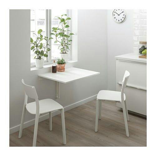 Mesa cocina plegable ikea de segunda mano por 29 € en Los Palacios y ...