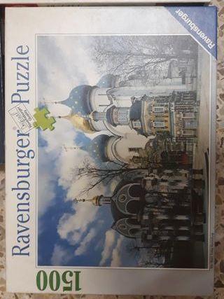 Puzzle Ravensburger 1500