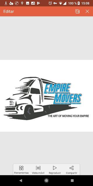 Servicio de Mudanzas Portes Envíos Transporte