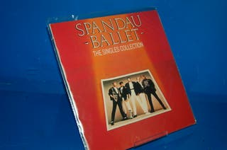 Vinilo LP- Spandau Ballet The Singles Collection