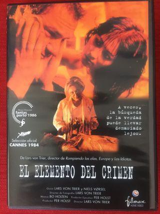 El Elemento del Crimen DVD