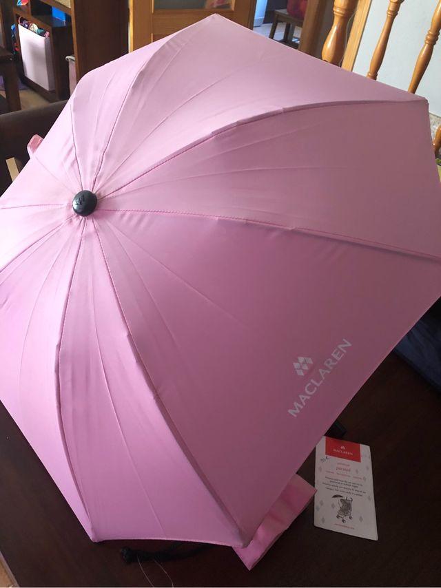 Parasol bebé MACLAREN Nueva