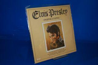 Vinilo LP- Elvis Presley Inspirations -1980