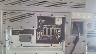 """TV Plasma Panasonic 37"""" HD. Perfecto estado"""