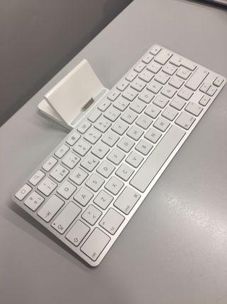 Teclado ipad2