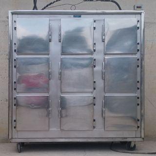 Cambra frigorífica 9 portes