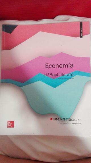 Libro de Economia (1 bach)