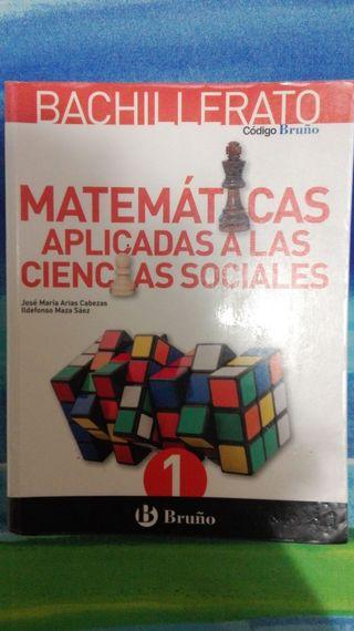 Libro Matematicas (1 bach)