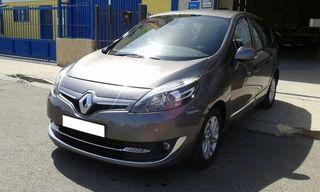 Renault Grand Scenic dci 110cv automatico 7 plazas