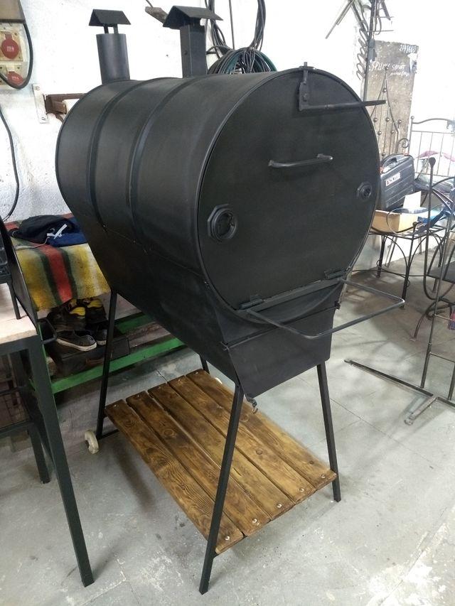 Horno de tacho para cocinar a le a de segunda mano por 240 - Cocinar en horno de lena ...