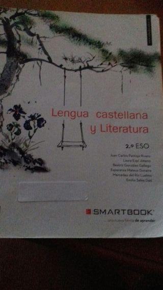 Libro de lengua 2° eso