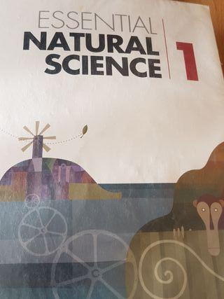 Essential Natural Science 1 Eso santillana richmon