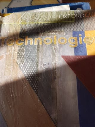 Technologies 1Eso Oxford