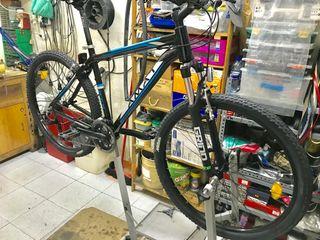 "Bicicleta aluminio rígida Amat MTB rueda 27,5"""