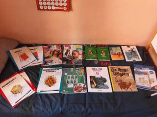 libros 6 primaria, liceo consul.