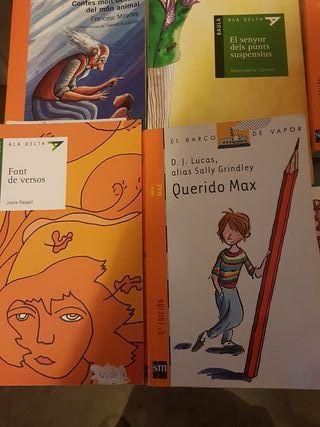 libros de lectura de primaria