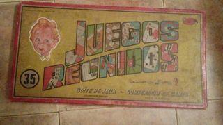 juegos reunidos vintage
