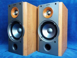 Altavoces SONY 2x120 wattios
