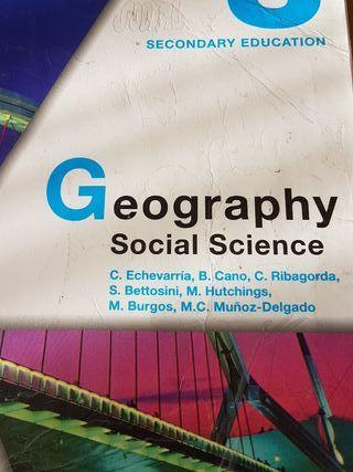 Geography Social Science 3 Eso Anaya