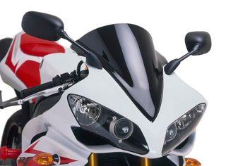 Cupula nueva doble burbuja Yamaha R1 07 08 negra