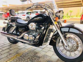 Honda shadow vt 750 c
