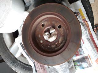 discos de frenos ford focus