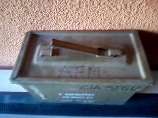 Cajas de municiones pequeñas