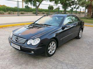 Mercedes Benz CLK 270 CDI 2004