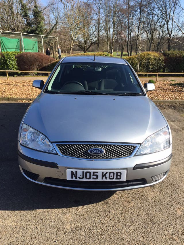 Ford Mondeo 2005 For Sale Second Hand For 590 In Harrow In Wallapop