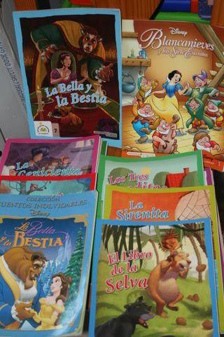 Libros infantiles con actividades