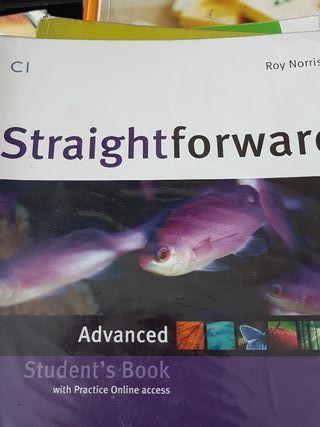 Libro C1 Straightforward ingles 2 Bachillerato