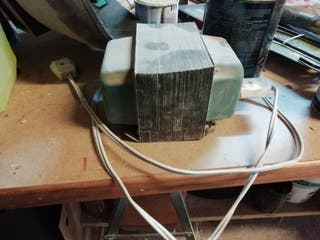 trasformador eléctrico