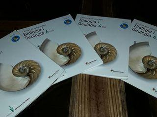 Sólo 10 Lite Libro 4ESO Biologia i Geologia